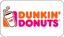 Dunkin Donuts featured client